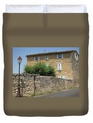 Stone House Duvet Cover
