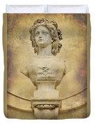 Stone Lady Duvet Cover