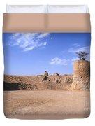 Stone Quarry Duvet Cover