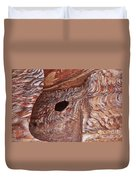 Stone Structures Duvet Cover
