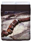 Stone Trees - 336 Duvet Cover