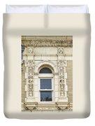 Stone Window Duvet Cover