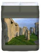 Stonehenge Stones Duvet Cover