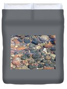 Stony Beauty Duvet Cover