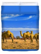 Stop And Stare V2 Duvet Cover