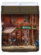 Store - Albany Ny -  The Bayou Duvet Cover by Mike Savad