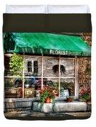 Store - Florist Duvet Cover