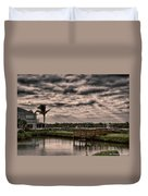 Storm A-coming Duvet Cover