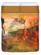 Storm At Sunup Duvet Cover