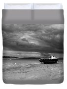 Storm Clouds Coming Duvet Cover