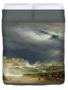 Storm Malta Duvet Cover
