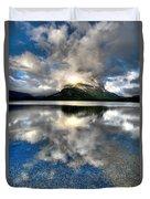 Storm Mountain Duvet Cover