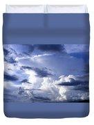 Storm Of Namibia Duvet Cover