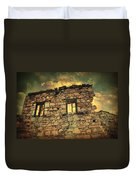 Storm Of Time Duvet Cover