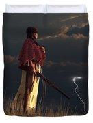 Stormwatcher Duvet Cover