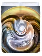 Stormy Clouds Ball Duvet Cover
