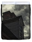 Stormy Days Duvet Cover