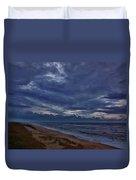 Stormy Morning 2 11/11 Duvet Cover