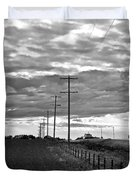 Stormy Skies Duvet Cover