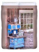 Stove  Appliance Cooker  Kitchen  Antique Duvet Cover