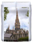 St.patrick's Cathedral Duvet Cover