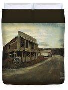 Straits Auction House Duvet Cover