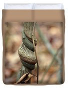 Strangled By Nature Duvet Cover