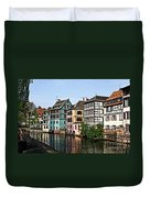 Strasbourg France Duvet Cover