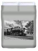Strasburg Rail 475 Duvet Cover