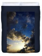 Stratosphere To Surface Duvet Cover