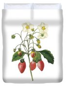 Strawberry Duvet Cover