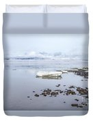 Stream Of Stillness Duvet Cover