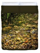 Stream Water Duvet Cover