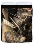 Street Car Racer Duvet Cover