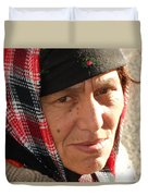 Street People - A Touch Of Humanity 19 Duvet Cover