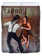 Tango Street Duvet Cover