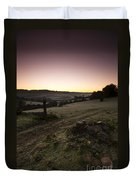 Stroud Sunrise Duvet Cover