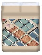 Structural Abstract 5 Duvet Cover