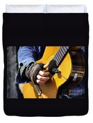 Strum Duvet Cover