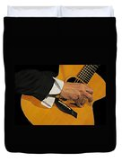 Strum'n Duvet Cover