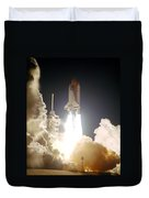 Sts-72, Space Shuttle Endeavor Launch Duvet Cover