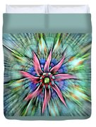 Sttained Glass Window Duvet Cover