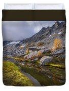 Stuart Range Meadows Reflection Duvet Cover