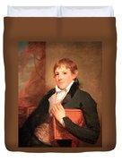 Stuart's John Randolph Duvet Cover