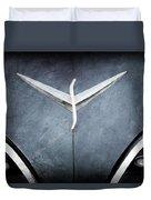 Studebaker Emblem Duvet Cover