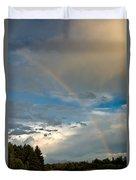 Stunning Rainbow Duvet Cover