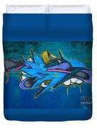 Stunning Wall Art Duvet Cover