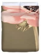 Subdued Anemone Duvet Cover