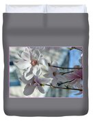 Sublime Magnolia Duvet Cover