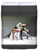 Submission Duvet Cover by Judy Kay